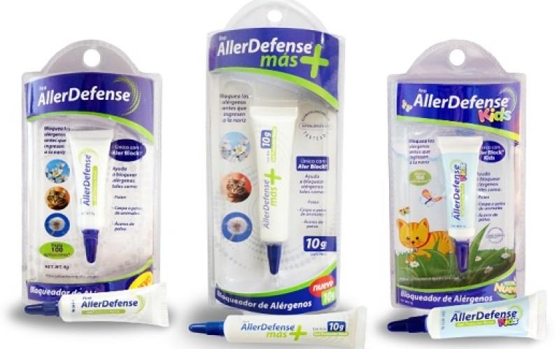 Dile adiós a las molestias de la alergia con First Aller Defense