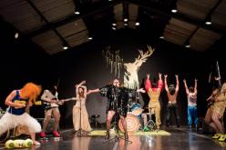 """""""Concierto"""", el espectáculo artístico llega al Anfiteatro Bellas Artes"""