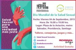 En Día Mundial de la Salud Sexual se realizarán consultorías gratuitas