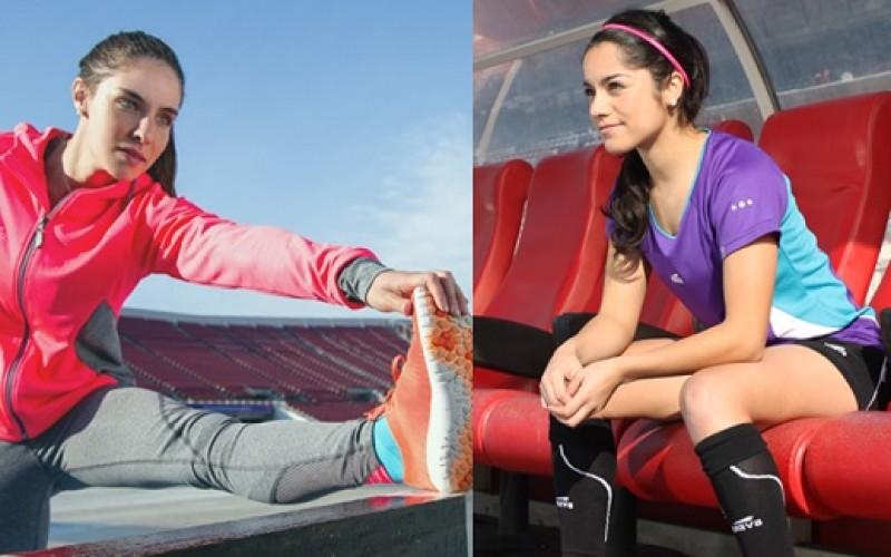 Drava: marca chilena dedicada 100% al deporte femenino inauguró tienda