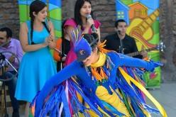 Volantín: Un entretenido viaje por nuestro folclor