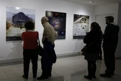 Exposición ALMA sobre el orígen cósmico, en Fundación Telefónica
