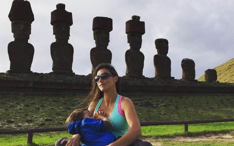Francisca Ayala realizará seminario ''mamá por primera vez''