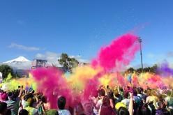 The Color Run: Vuelve el color y el deporte a Santiago
