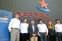 Desafío Levantemos Chile y AIEP firman convenio de trabajo voluntario