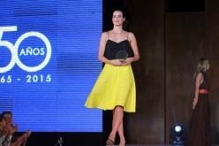 """Aiep está de Moda"""" destacó a Raquel Argandoña, Ennio Carota y Renata Ruiz como los mejor vestidos del 2015"""
