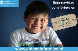 """Aldeas Infantiles SOS lanza campaña """"Conviértete en el mejor amigo secreto del mundo"""""""