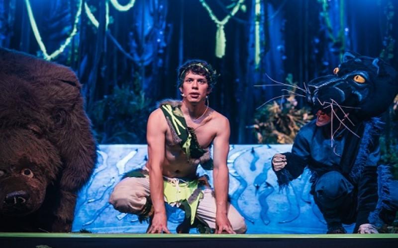 """Nuevas funciones de obra teatral """"El libro de la selva"""""""