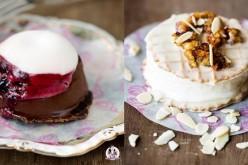 Emporio La Rosa presenta nuevos pasteles helados