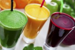Nueva tendencia para bajar kilos: batidos de frutas y verduras