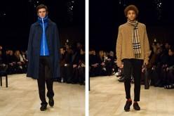 Burberry lanzó nueva colección masculina