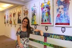 "Exposición ""Femmina"" se presenta en espacio Arte Vivo en Santiago"