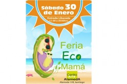 Feria Eco Mamá en Centro de Arte Alameda