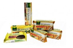 Cuida tu figura y alimentación con la línea diet nature sin azúcares de Gullón