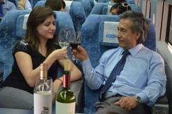 """Este verano disfruta del Tren """"Sabores del Maule"""""""