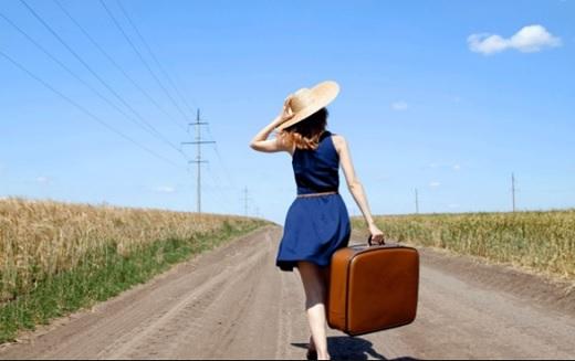 Viajar sola