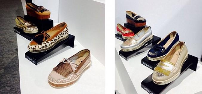 Zapatos Bloom, única marca nacional en feria de moda parisina