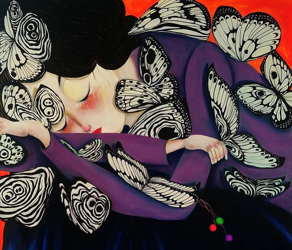 Awake, Joan Alfaro