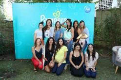 Titi Aguayo celebra su Pampers babyshower