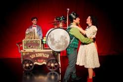 """Teatro para todos: """"Don Bonifacio, el último Organillero"""""""