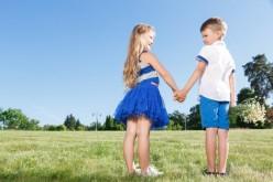 ¿Son capaces de enamorarse los niños?