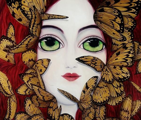 Silently, Joan Alfaro