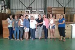 Mujeres son las responsables del éxito de Aires del Mueble, cooperativa que agrupa a los Ex Mueblistas de Franklin