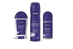 Te presentamos el nuevo Antitranspirante NIVEA Protect & Care