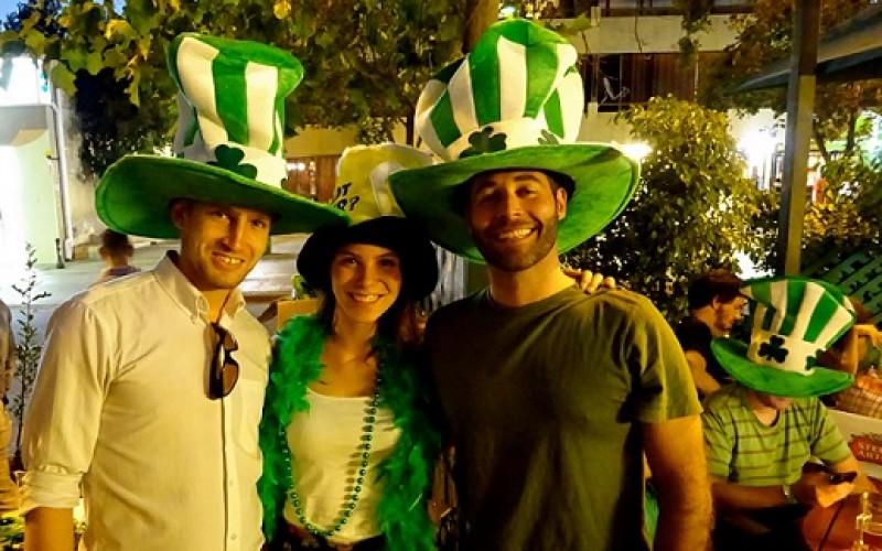 A celebrar Saint Patrick´s como un verdadero Irlandés