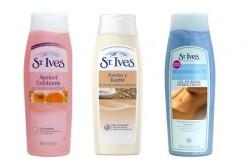 Hidrata tu piel con los nuevos shower gel de St. Ives