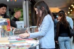 Feria del libro con cuento en Patio Bellavista