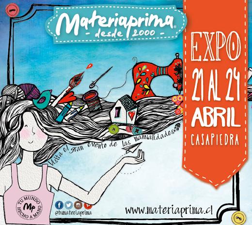 Banner Expo Materiaprima 2