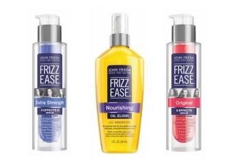 Elimina el frizz con la nueva línea de John Frieda®