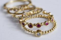 Luce un look de vanguardia con estas hermosas joyas