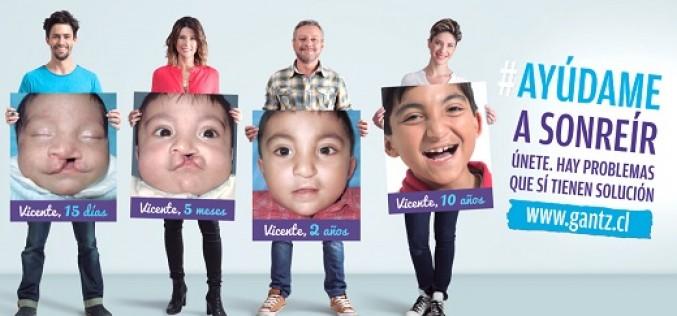 Colecta de Fundación Gantz busca hacer sonreír a miles de niños