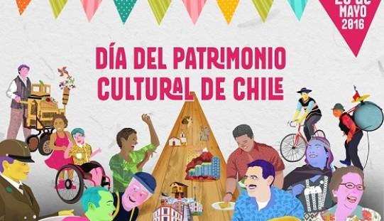 Todos a celebrar el Día del Patrimonio Cultural 2016