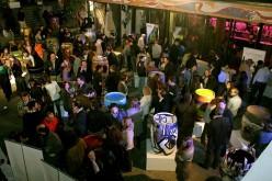 Arte y vino se unen en Vinart 2016, en Patio Bellavista