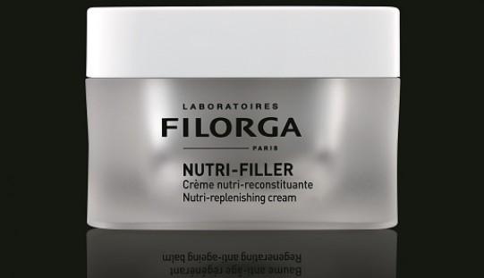 Nutri Filler de Filorga, un masaje para la piel