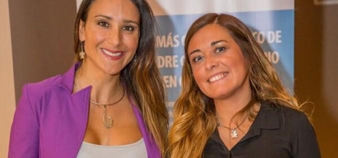 Francisca Ayala dictó exitoso seminario para mamás primerizas