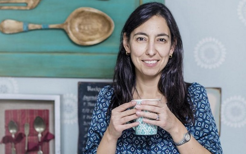 """Paulina Briones nos presenta su nuevo hijo culinario: """"El Gran Mantel"""""""