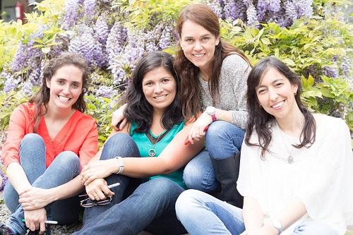 Paulina Briones libro blog a la mesa