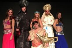La mágica historia del joven Aladino llega a Los Domínicos