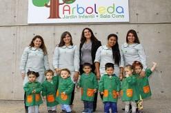 Santa Elena de Chicureo inaugura su primer Jardín Infantil