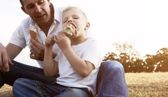 Vacaciones de verano con papás separados