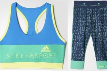 Adidas StellaSport, colección Otoño/invierno 2016
