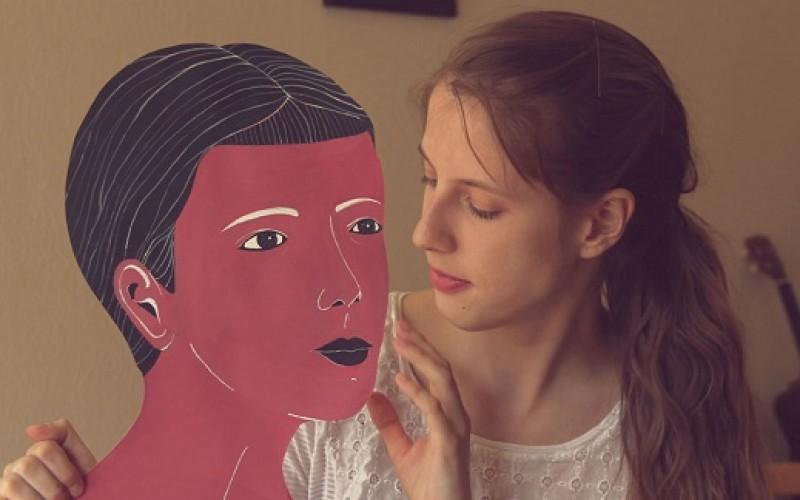Luisa Rivera, ilustradora: Dibujar tiene algo muy meditativo, lo cual repercute positivamente en el organismo
