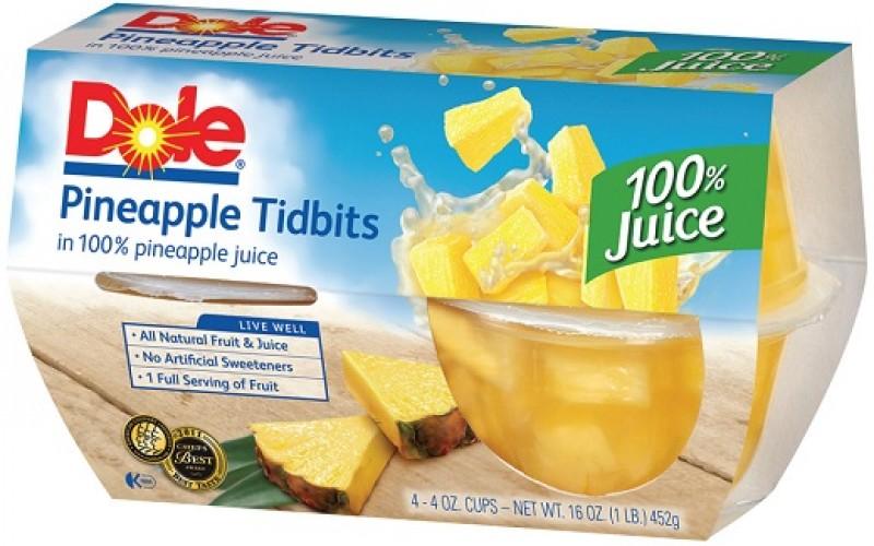 Saludables snacks de frutas naturales y sin azúcar añadida
