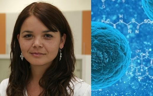 """Francisca Alcayaga: """"Todas las mujeres en edad fértil pueden preservar las células madres de su flujo menstrual"""""""
