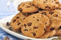 Receta fácil de galletas con chips de chocolate