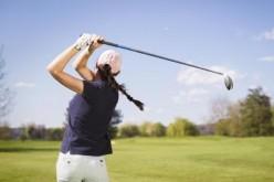 Las mujeres se toman el Golf en Puerto Velero